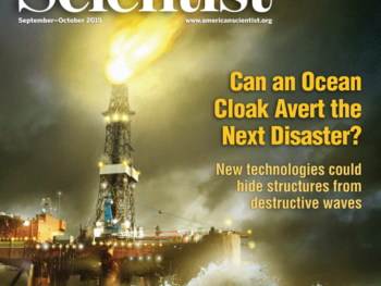 ME Professor M. Reza Alam Featured in American Scientist Cover Article on Ocean Cloaking