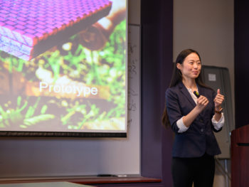 ME Assistant Professor Grace X. Gu to Receive 2020 SME Outstanding Young Manufacturing Engineer Award